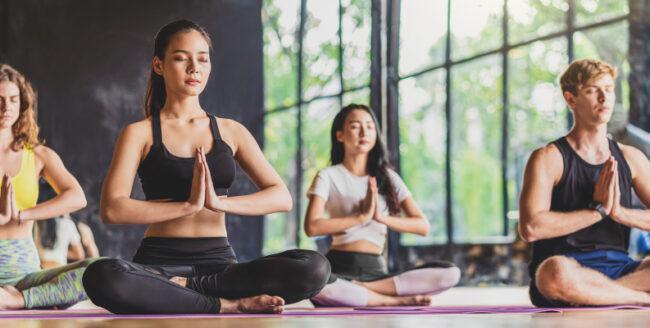Yoga, conexiunea dintre minte și corp