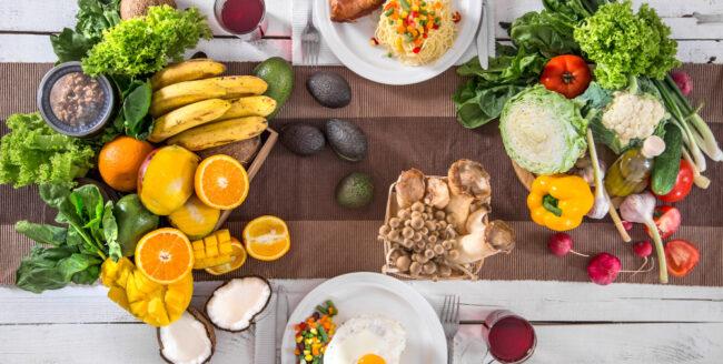 Principalii nutrienți de care organismul uman are nevoie pentru o funcționare optimă