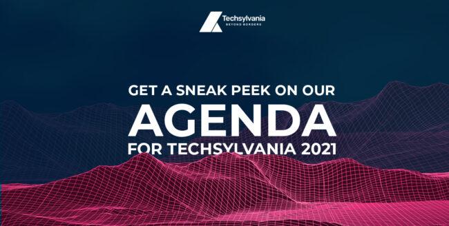 A mai rămas doar 1 zi până la Techsylvania, unde îi vei putea întâlni pe Luciana Lixandru (Partner at Sequoia Capital), Eric Friedman (Co-Founder & CTO at Fitbit), Stephen Wolfram (Founder & CEO Wolfram Research)